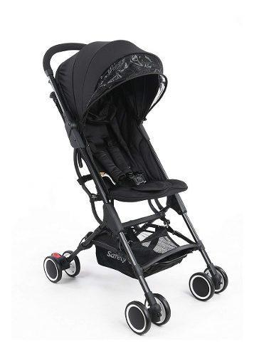 Carriola de bebe safety zippy plegable ultra compacta