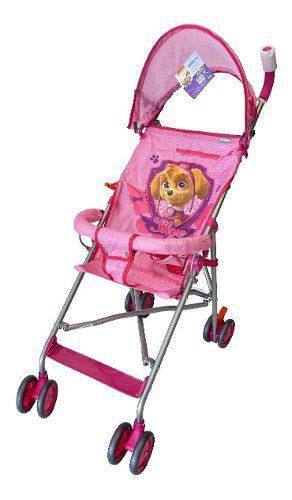 Carriola para bebe kid luxe paw patrol prinsel