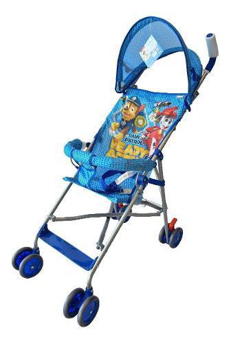 Carriola para bebe kid luxe paw patrol prinsel niños