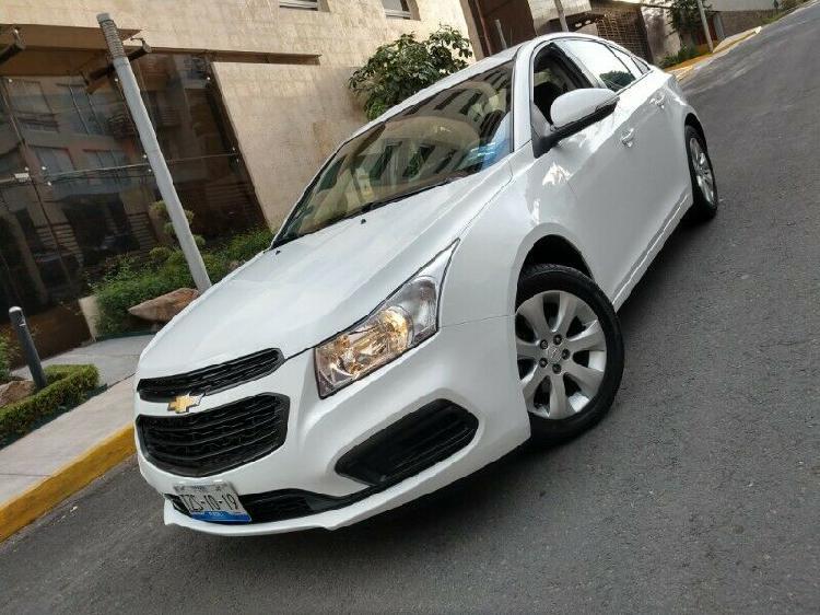 Chevrolet cruze ls estándar 2016 seminuevo