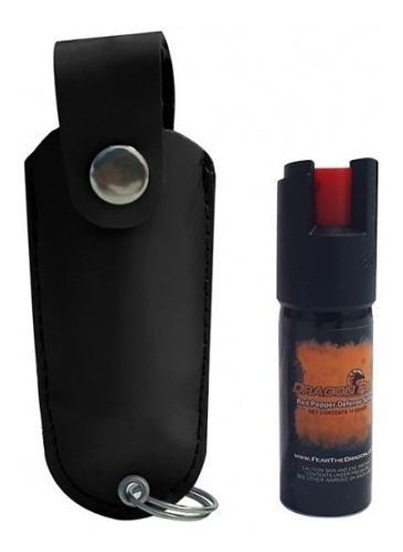 Gas pimienta mini llavero lacrimogeno defensa personal