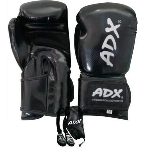 Guante de box adx poliuretano con desodorizante, prisma