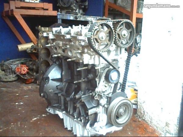 Motor ford reconstruido mondeo 2.0lts