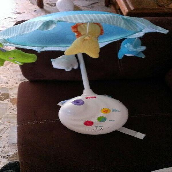 Móvil proyector fisher price
