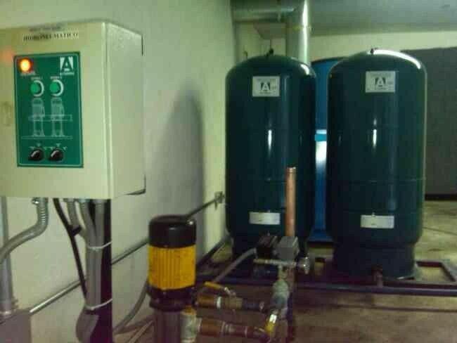 Reparación instalación y mantenimiento hidroneumáticos