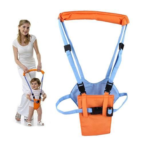 Tirantes arnés para aprender a caminar bebés