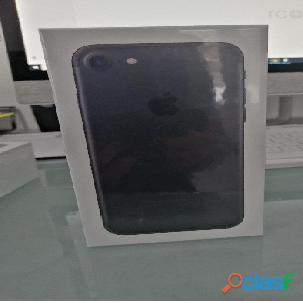 Iphone 7 nuevo en su caja  liberado