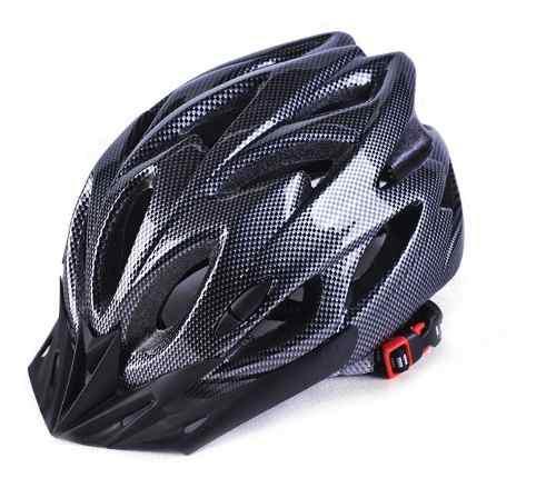 Casco deportivo de bicicleta montaña ruta alta resistencia