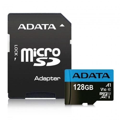 Memoria micro sdxc adata 128gb uhs-i cl10 a1 ausdx128guicl1