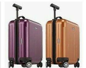 Reparación de maletas de viaje y artículos de piel.
