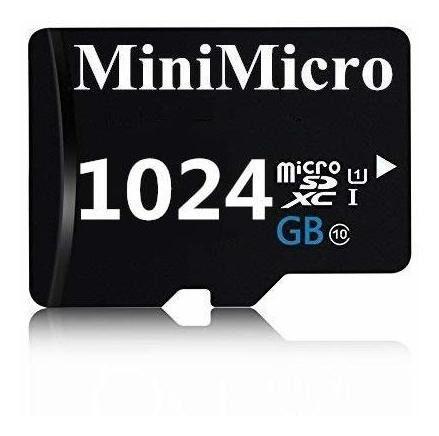 Tarjeta de memoria de 256 gb micro sd sdxc de alta velocidad