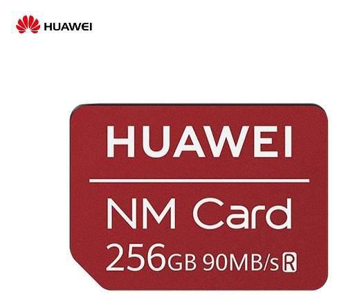 Tarjeta de memoria huawei nm card 256gb 90mb/s