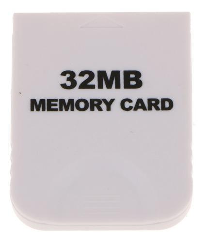 Tarjeta de memoria para nintendo wii de consola de juego