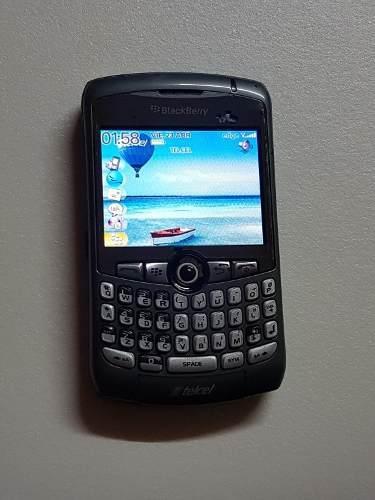 Black berry 8310 telcel