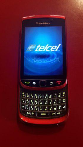 Black berry 8900 nuevo