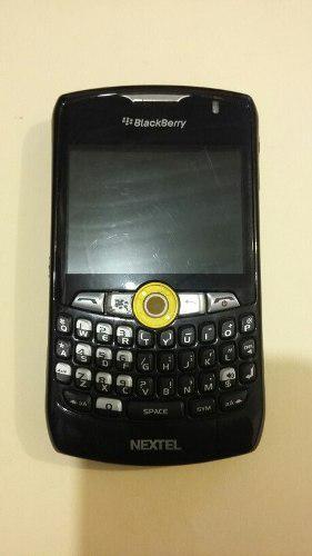 Black berry nextel