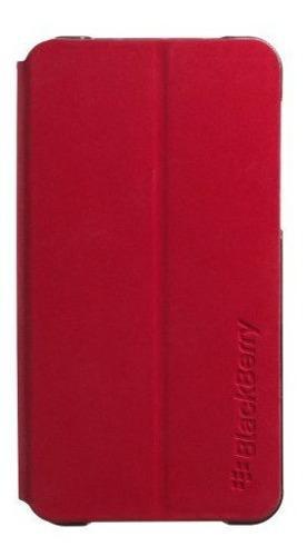 Blackberry acc-49284-303 llanta flip shell para blackberry z