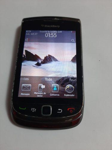 Blackberry torch 9800 telcel