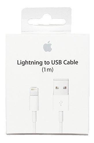 Cable usb iphone 1m app 10 pieza mayoreo
