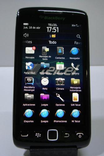 Celular blackberry 9860 (liberado) nuev0