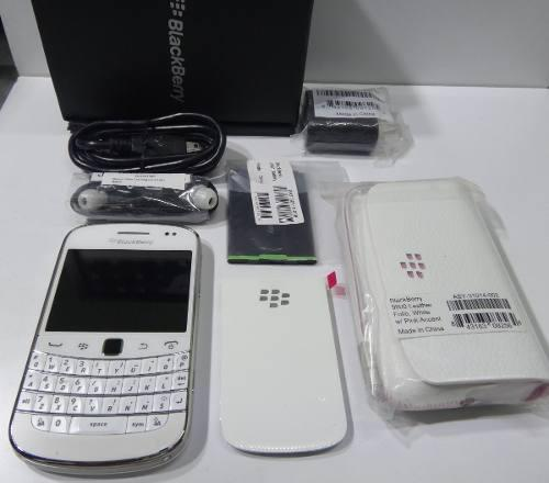 Celular blackberry 9900 (telcel) touch + funda (nuev0)