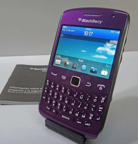 Celular blackberry vintage (desbloqueado) nuev0
