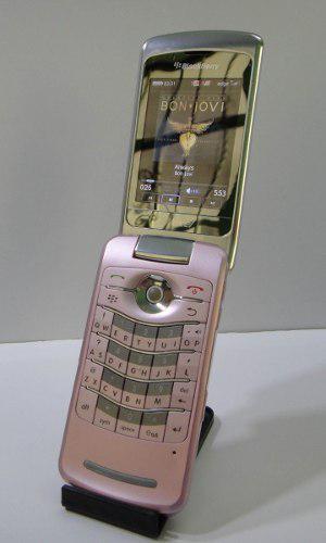 Celular blackberry vintage (telcel y movistar) nuev0