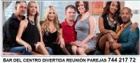 EVENTO PAREJAS BAR CENTRO CONTRATA HOMBRES MIEMBRO VIRIL