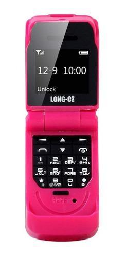 P130.j9 teléfono inteligente mini móvil doble tarjeta de
