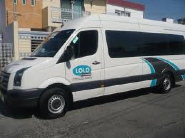 Transporte de personal y turistico