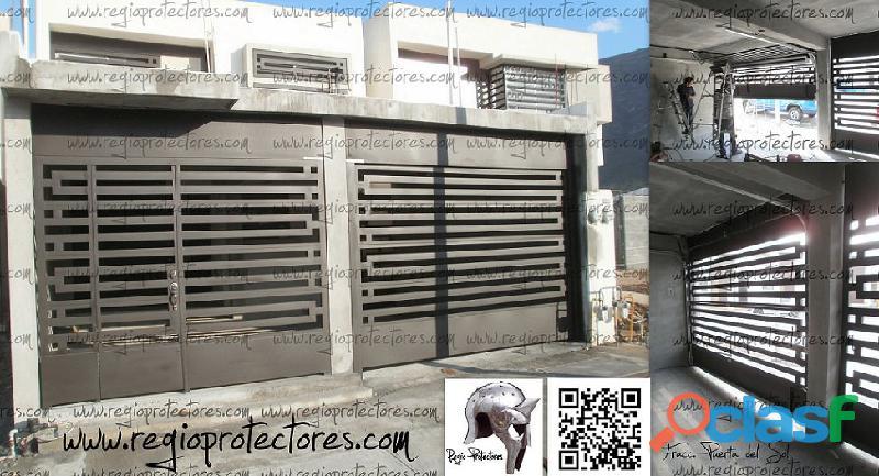 Regio Protectores   Instal en Fracc:Puerta del Sol 01139