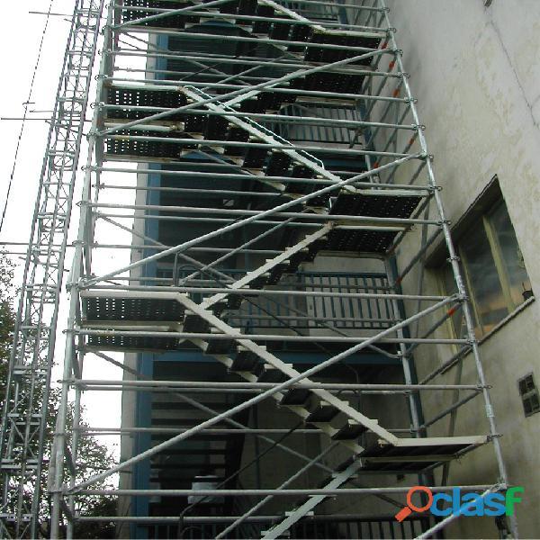 Fabricación y venta de estructuras metálicas