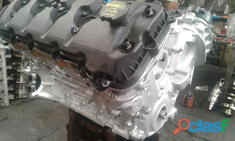 Motor mustang gt, f150 ford 5.0 lts remanufact