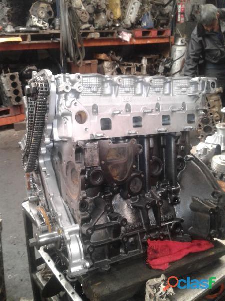 Motor nissan np300, frontier. cabstar, d21 diesel 2.5 lts