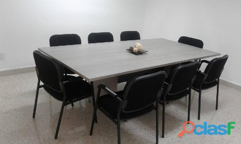 OFICINAS EN RENTA CON SERVICIO DE SALA DE JUNTAS 13