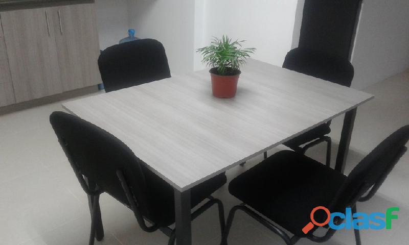 OFICINAS EN RENTA CON SERVICIO DE SALA DE JUNTAS 16