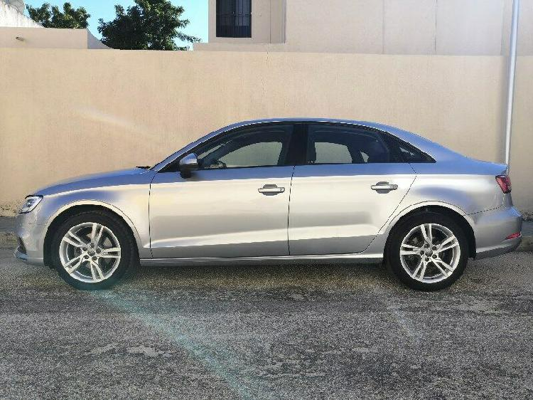 Audi a3 sedán dynamic 2017 4 cil. 1.4 lts turbo agencia