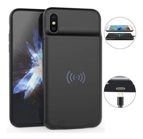 Funda case cargador bateria pila iphone 6+ 7+ y 8+