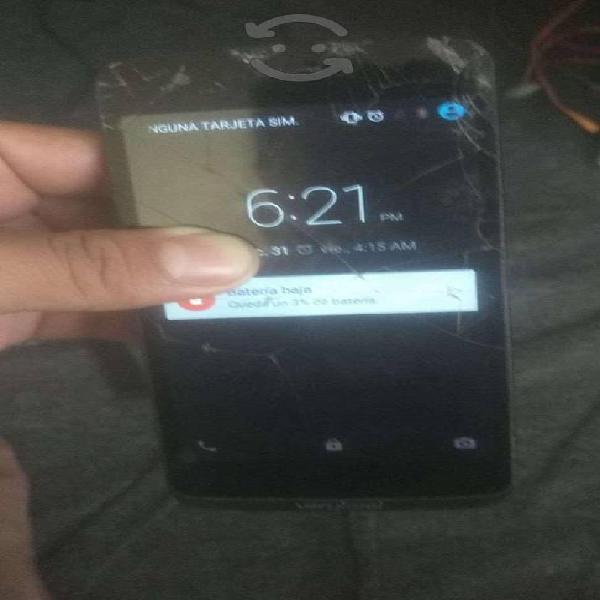 Telefono verykool para reparar o piezas