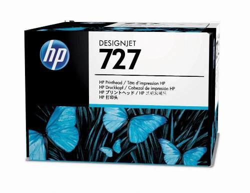Cabezal de impresión hp 727 designjet colores t920 / t1500