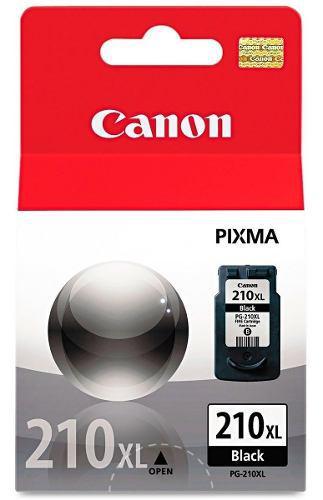 Cartucho canon pg-210xl