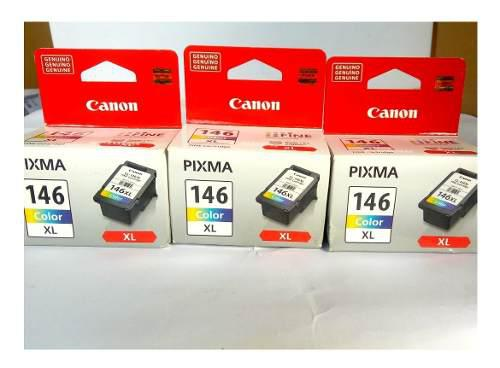 Cartucho canon tinta cl-146xl color mg2410 mg2510 8277b001aa