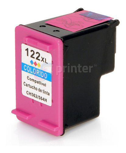 Cartucho nuevo compatible 122 xl color alto rendimiento