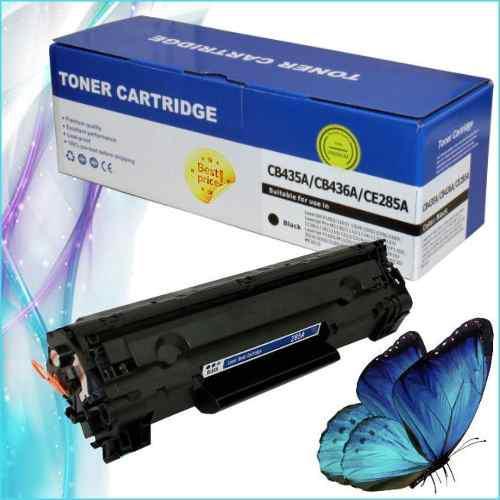 Cartucho toner compatible 85a 36a 35a p1005 p1102 premium
