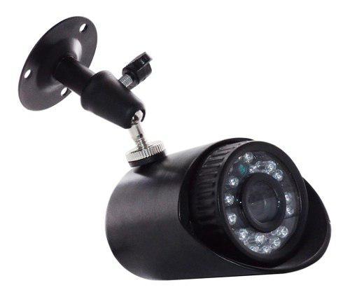 Cámara de vigilancia impermeable hd 720tvl sonda analógica