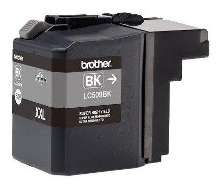 Tinta brother lc509bk color negro