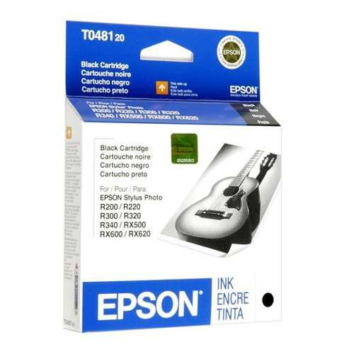 Tinta epson t048120 t048120 color negro