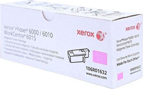 Toner magenta para xerox phaser 6000 6010 wc-6015 106r01632