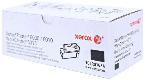Toner negro para xerox phaser 6000 6010 wc-6015 106r01634