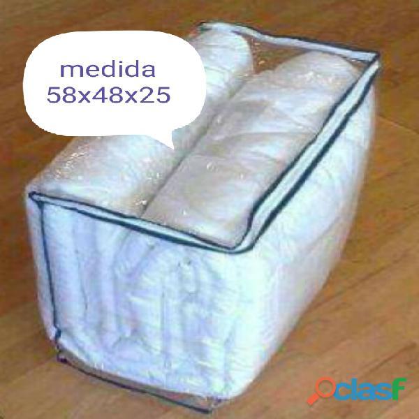 10 bolsas edredon cobertor